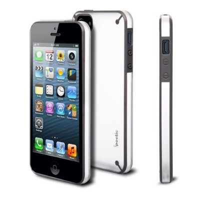 iPhone 5 clear case - Poetic Atmosphere