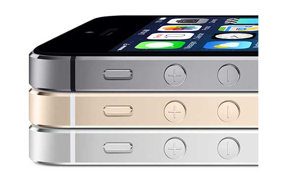 iphone 5s space gray, gold, silver